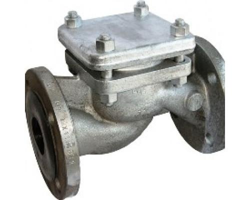 Клапан обратный 16с13нж подъёмный фланцевый стальной