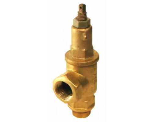 Клапан предохранительный малоподъёмный пружинный 17Б2бк