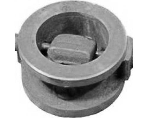 Клапан 19ч16бр обратный поворотный однодисковый фланцевый