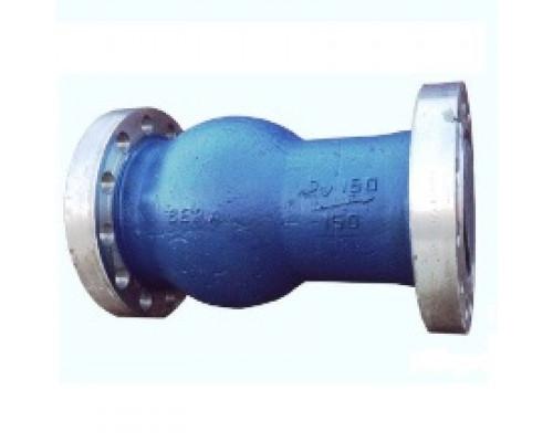 Клапан 19нж11бк обратный поворотный фланцевый