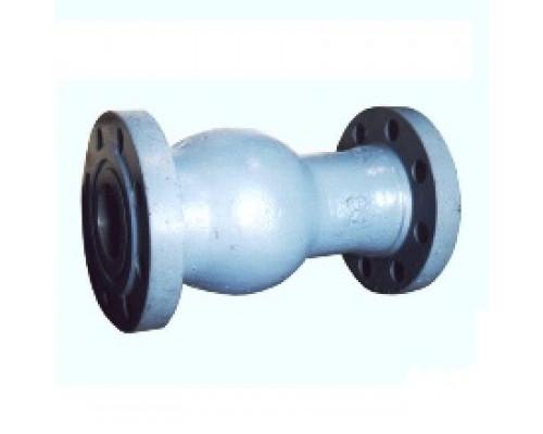Клапан 19нж17нж обратный поворотный нержавеющий