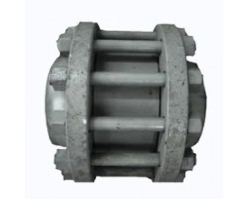 Клапан обратный поворотный (клапан обратный) межфланцевый 19с73нж