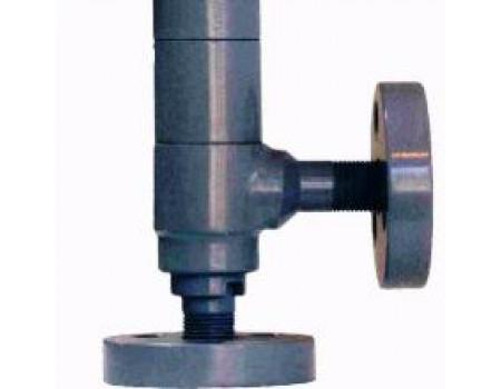 Клапан 22лс70нж угловой запорно-регулирующий отсечной