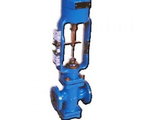 Клапан 22с32п отсечной фланцевый с МИМ стальной