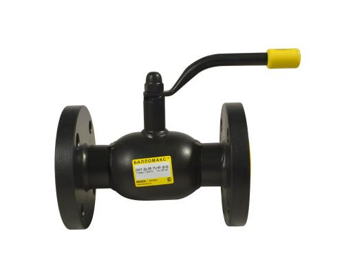 Шаровой стальной кран Broen Ballomax КШТ 60.103 фланец/фланец с рукояткой, Ру 40