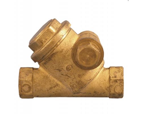 Клапан 19Б1бк обратный поворотный муфтовый