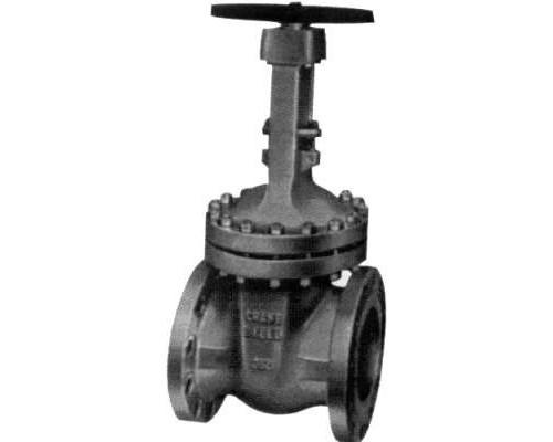 Задвижка МА11021-10 стальная клиновая