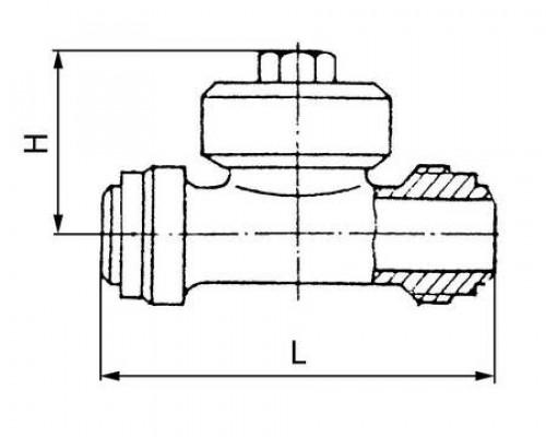 Конденсатоотводчик термодинамический 45c16нж