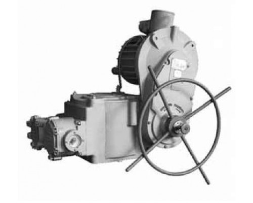 Электропривод Тулаэлектропривод B-B-05, частота вращения 48 об/мин