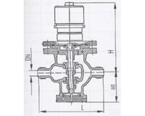 Фильтры забортной воды фланцевые проходные сетчатые 427-03.260, Ру 40